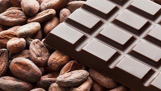 Cocoa Garnish