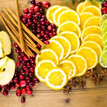 Gin and tonic garnishes to try