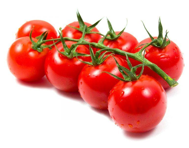 Tomato Garnish