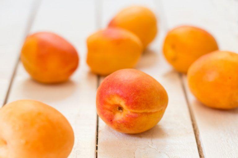 Apricot Garnish