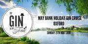 May Bank Holiday Gin Cruise