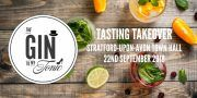 The Gin To My Tonic Tasting Takeover