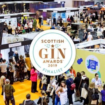 Sec Scottish Gin Awards Finalist 3