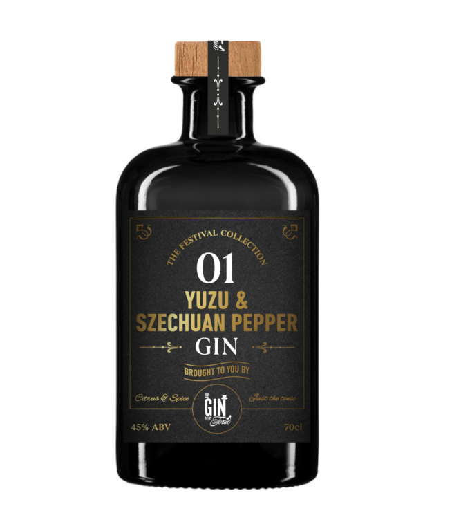 Yuzu and Szechuan Pepper Gin
