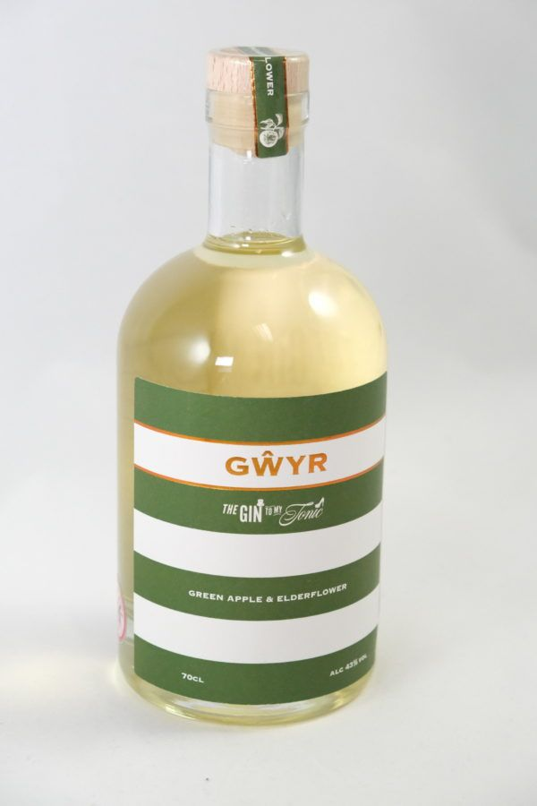 Apple & Elderflower Gin