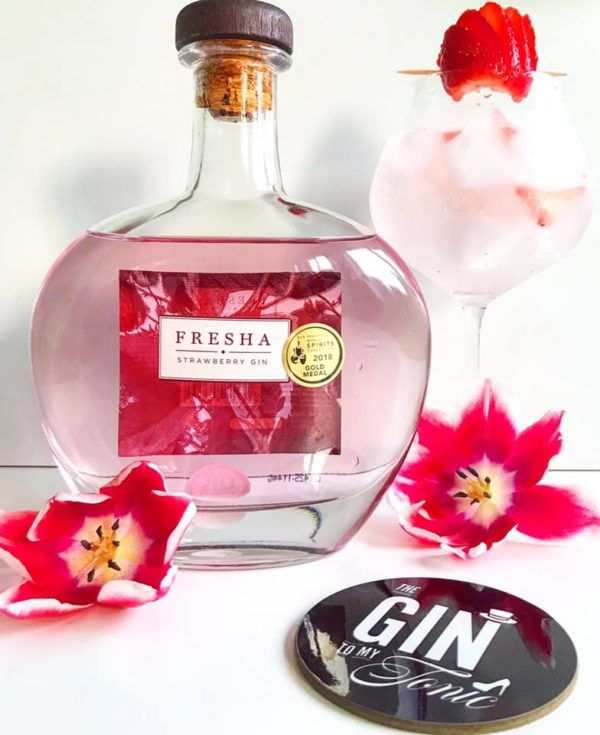 Fresha Strawberry Gin