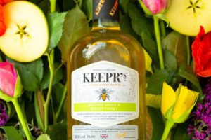 Keepr's British Apple & Honey Vodka