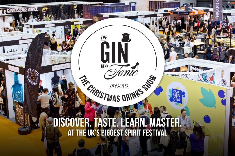 The Christmas Drinks Show. Liverpool. 13th-15th November 2020.