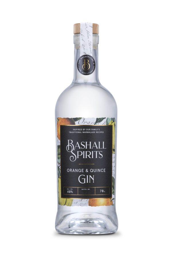 Bashall Spirits Orange and Quince Gin