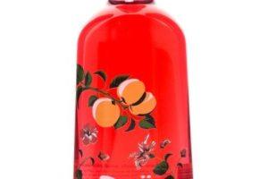 Boe Peach And Hibiscus