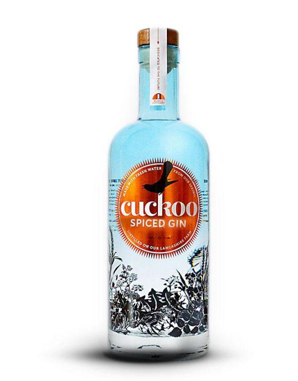 Cuckoo Spiced Gin Bottle 1