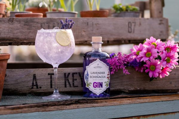 Lavender & Echinacea