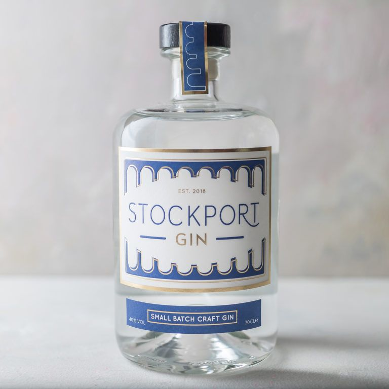 Stockport Gin Original Edition 70cl