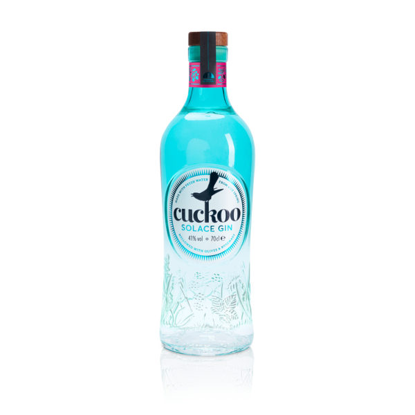 Cuckoo Solace Gin 70cl