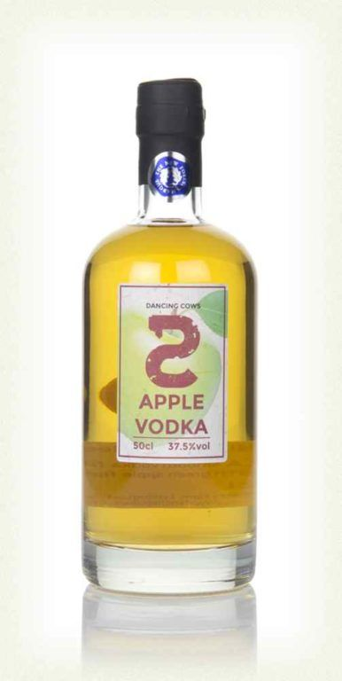 Dancing Cows Apple Vodka