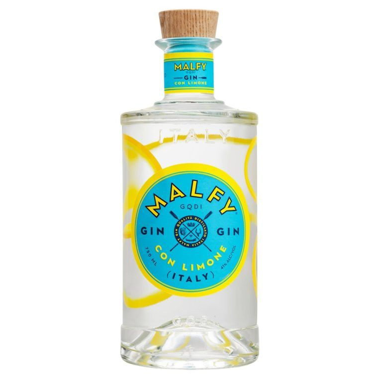 Malfy Con Limone Gin 70cl Temp
