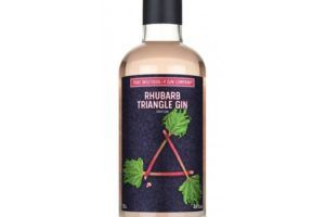 That Boutique Y Gin Company, Rhubarb Triangle Gin 70 Cl 311
