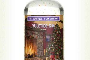 Yuletide Gin That Boutiquey Gin Company Gin