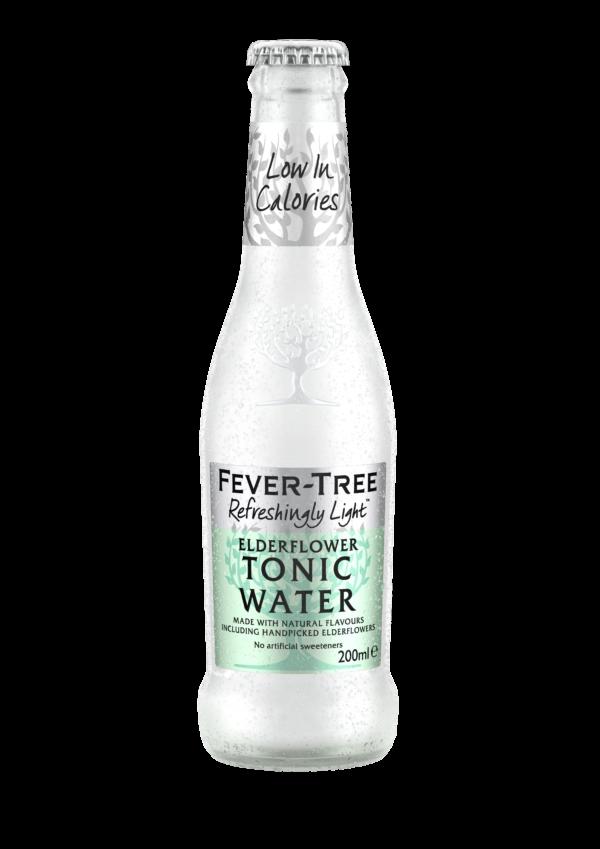 200ml Global Rl Eld Tonic Water White