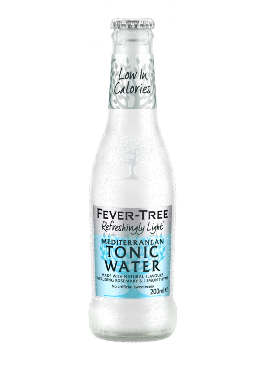 200ml Global Rl Med Tonic Water White
