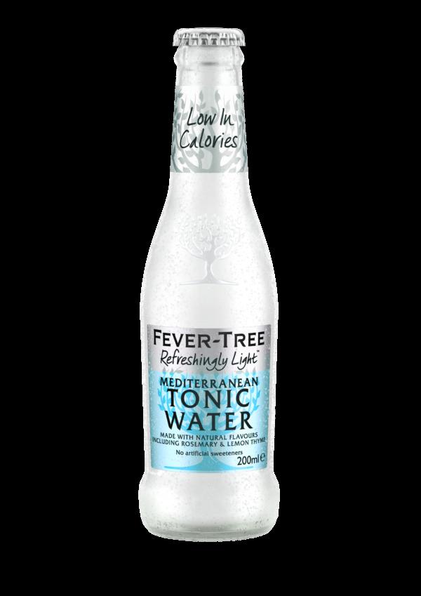 200ml Global Rl Med Tonic Water White