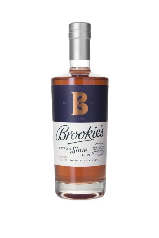 Brookies Slowgin 700ml No Reflection