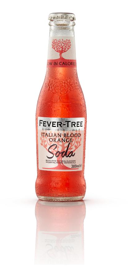 Ft Blood Orange Soda