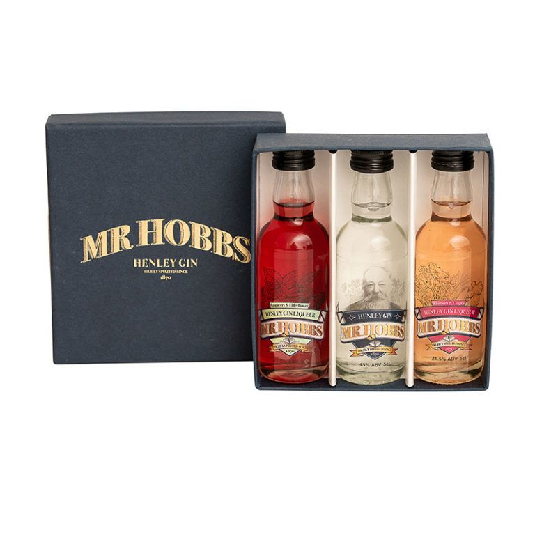 Mr Hobbs Miniatures Giftbox 2
