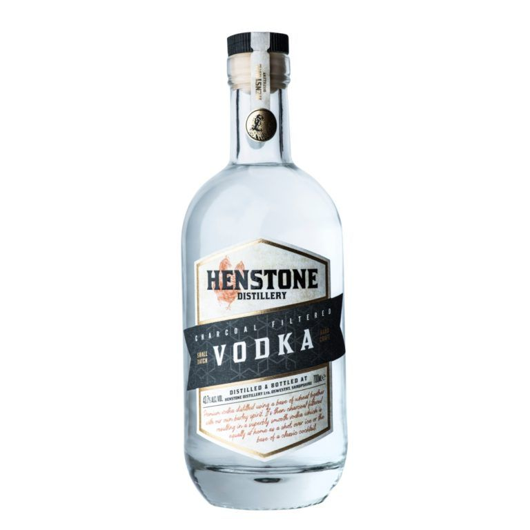 Henstone Charcoal Filtered Vodka