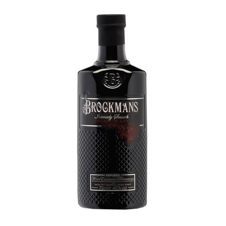 Brockmans Gin 70cl 40 Abv Temp