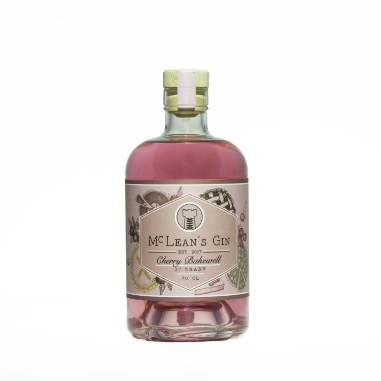 McLean's Cherry Bakewell