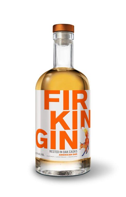 Firkin American Oak 280519