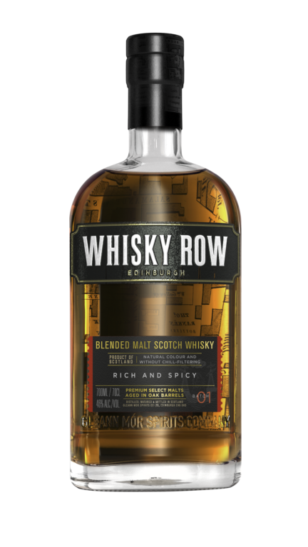 Whiskyrow Rich and spicy