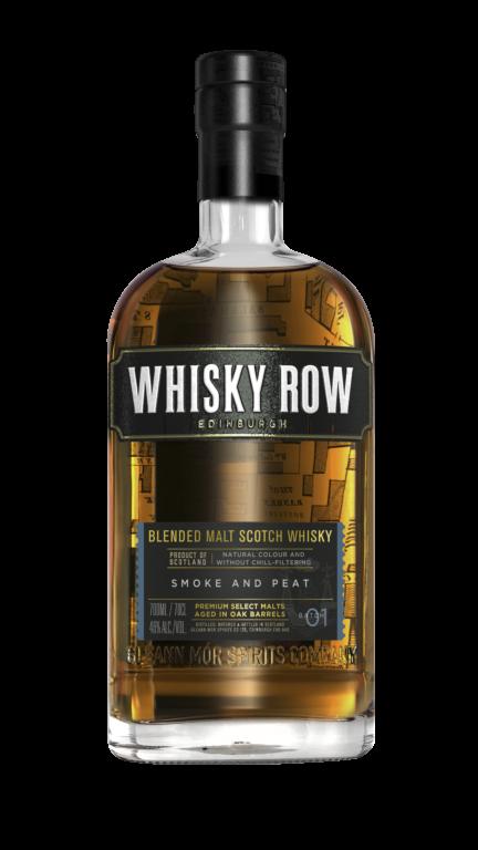 Whiskyrow Smokeandpeat Mockup