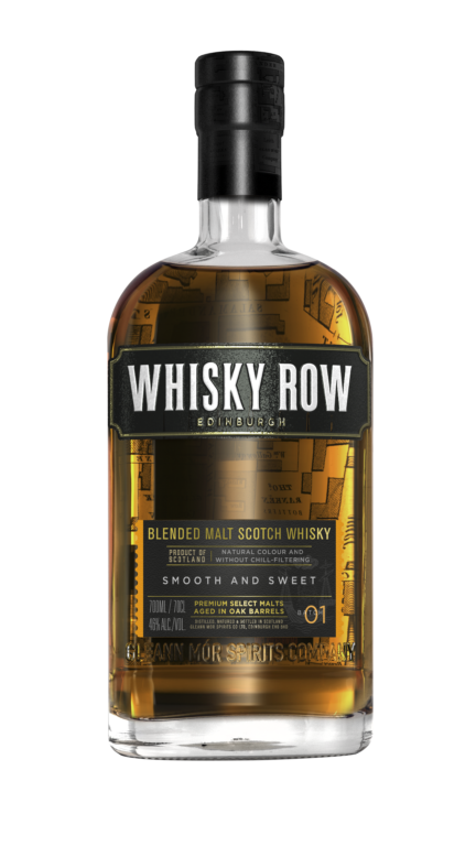 Whiskyrow Smoothandsweet Mockup