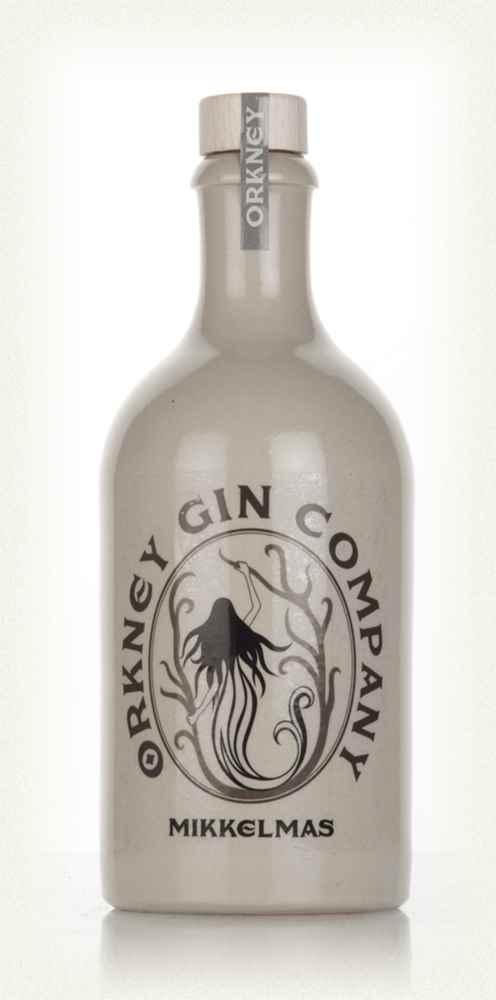 Orkney Gin Company Mikkelmas Gin