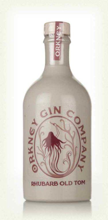 Orkney Gin Company Rhubarb Old Tom Gin