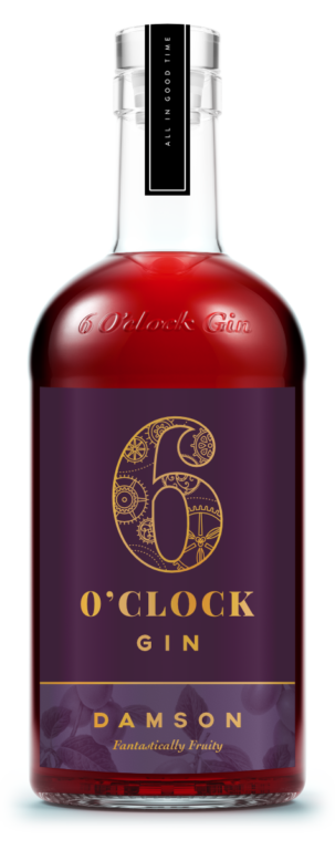 6gin Damson 70cl Front Web