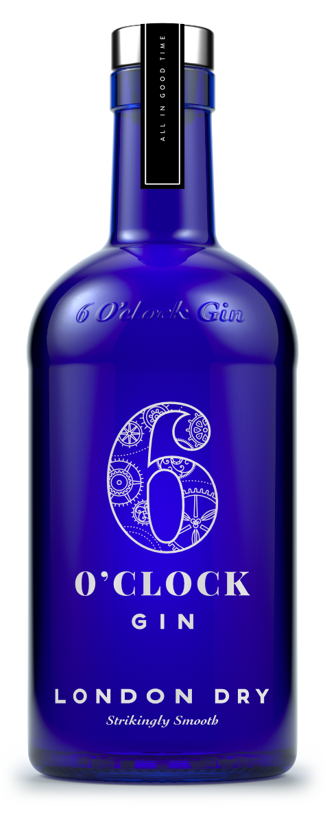 6gin Londondry 70cl Front Web