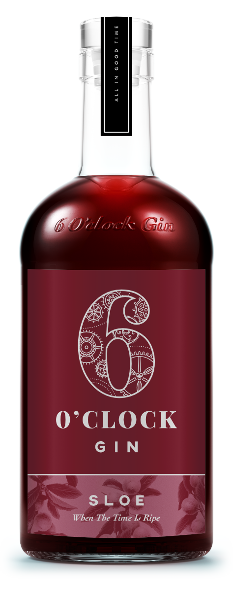 6gin Sloe 70cl Front Web