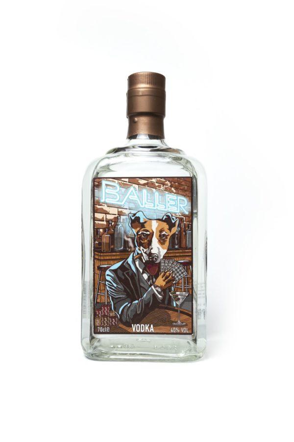 Baller Vodka (40% 700ml)