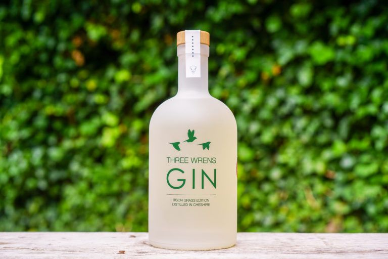 Bison Grass Gin