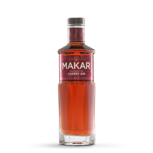 Makar Cherry Gin Abv 40 50cl