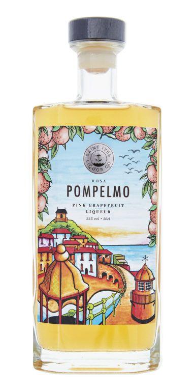Rosa Pompelmo Product Shot
