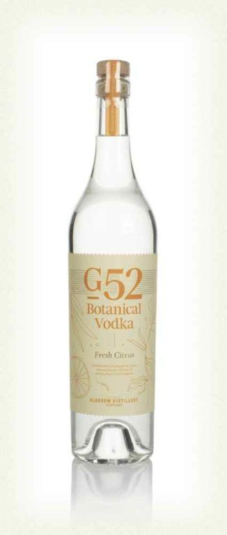 G52 Fresh Citrus Botanical Vodka