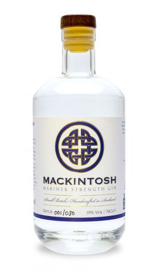 Mackintosh Mariner Strength Gin