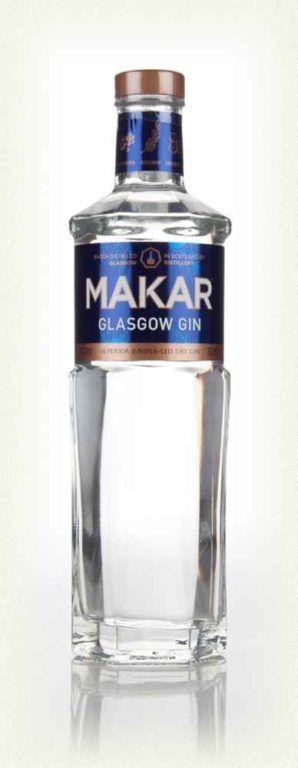 Makar Glasgow Gin