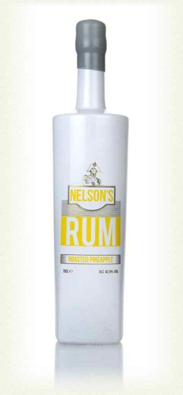 Nelsons Roasted Pineapple Rum