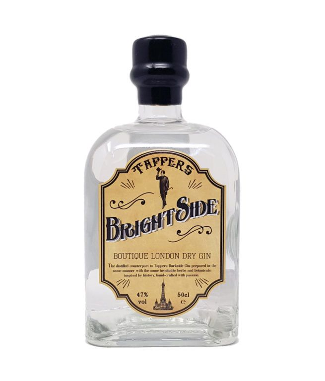 Tappers Brightside Gin