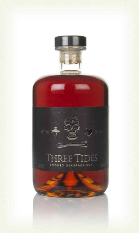 Three Tides Smoked Demerara Rum